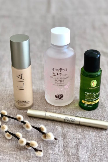 Organic Beauty Review