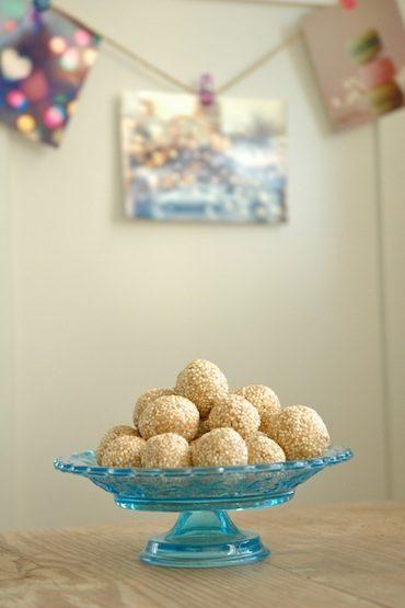 cinnamon crisp balls